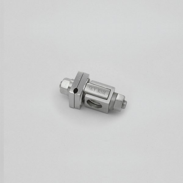 A. O. Type Clamp (Single Pin) 4.5mm x 11mm
