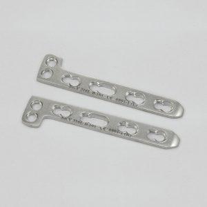 Locking Dorsal Distal Radius L Plate (L & R)