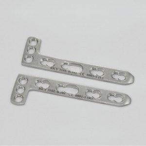 Locking Dorsal Distal Radius Right Angled L Plate (L & R)