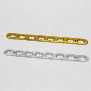 Locking Small L.C. D. C. Plate Titanium