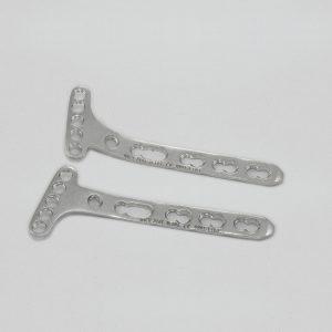Locking Volar Juxta Articular Standard Plate (L & R)